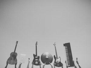 Älska till musik