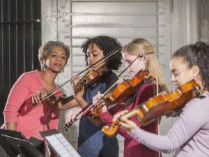Att utbilda sig till musiklärare